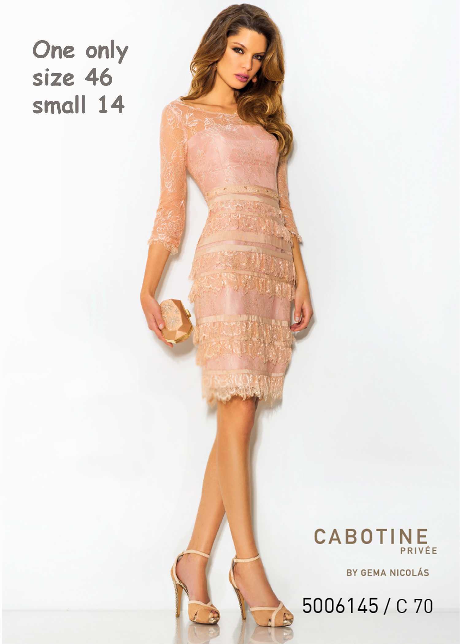 Cabotine – Dress – 5006145 — Mother of the Bride & Special Event ...