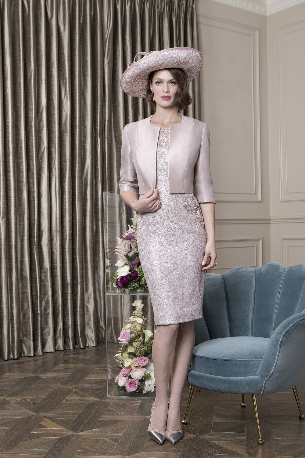 afb056601c John Charles – Dress & Jacket – 26450A — Mother of the Bride ...