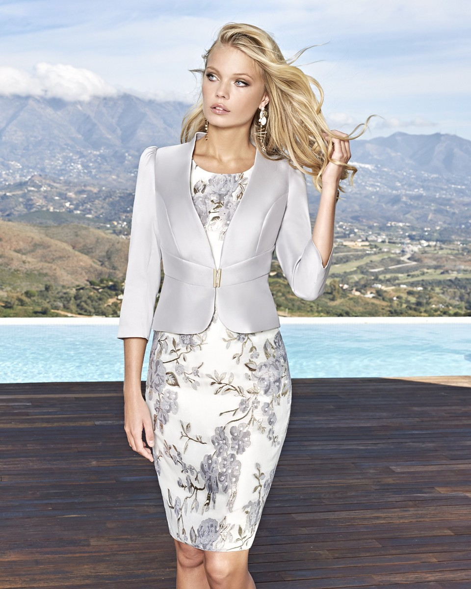 1140008 Mother of the Bride Outfit - Sonia Pena Dresses by